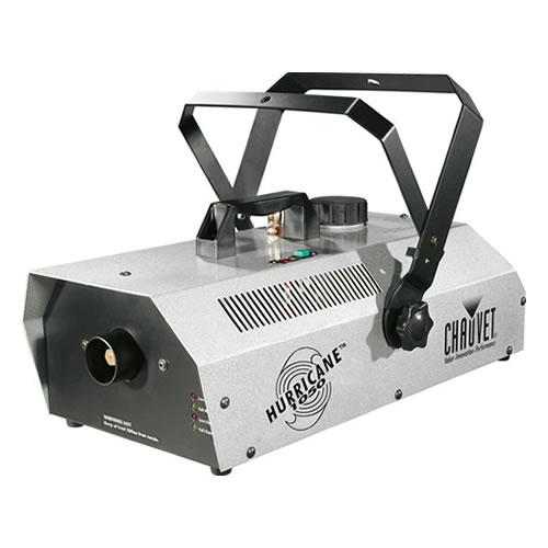 chauvet hurricane 1050 fog machine