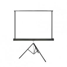 Pantalla de proyección 1:1 - 1,50 x 1,50 m.